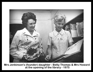 Betty Thomas & Mrs Howard