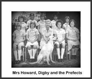Mrs Howard, Digby & Prefects